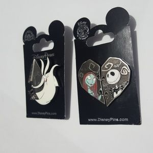 Disney Nightmare Before Christmas Pin Bundle
